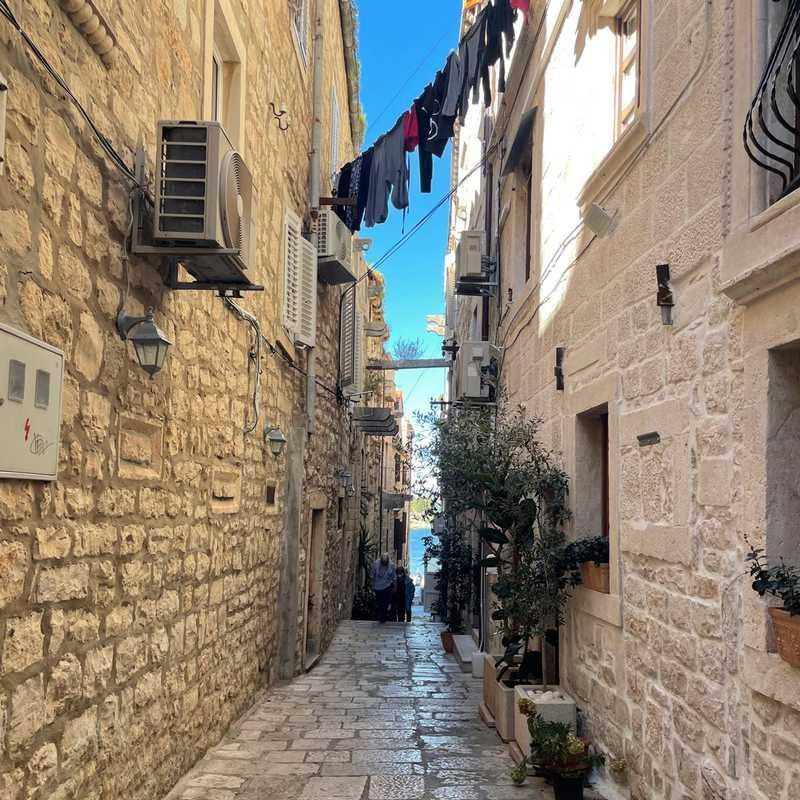 Trip Blog Post by @debkunau: Croatia 2021 5   1 day in Oct (itinerary, map & gallery)