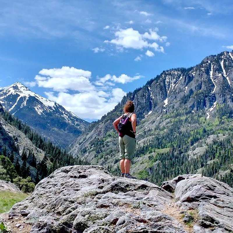 Salt Lake City to Colorado Springs - Part 3 | 2 days trip itinerary, map & gallery
