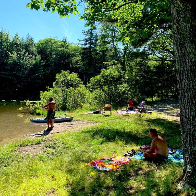Lake Wood Pond