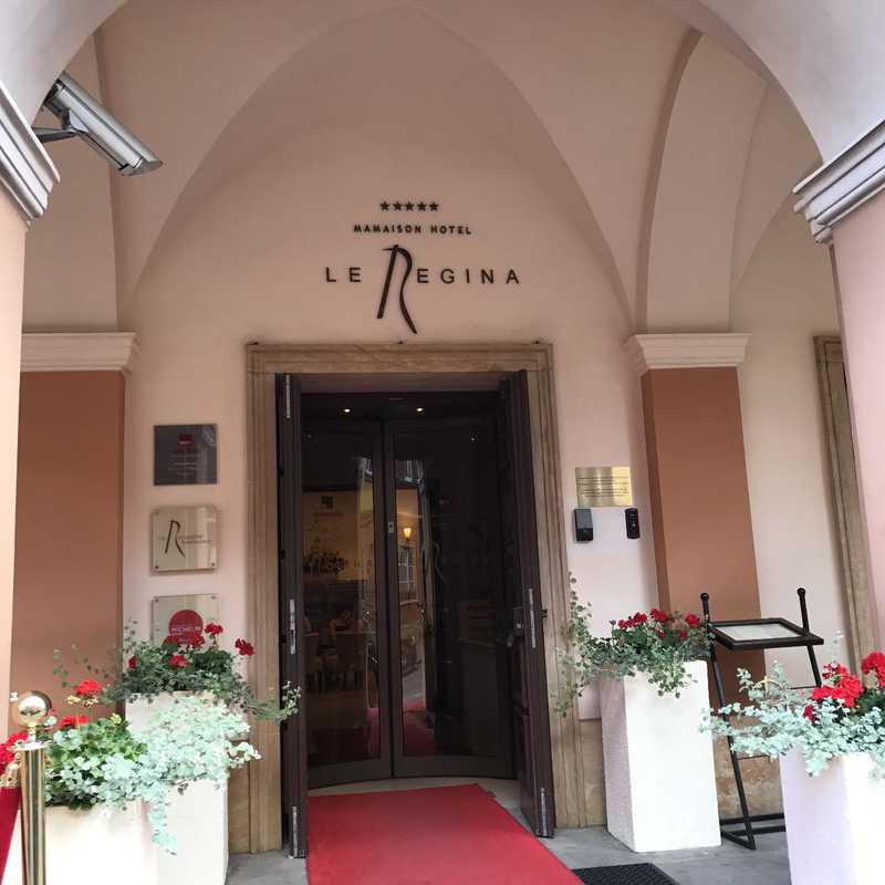 Mamaison Hotel Le Regina Warsaw