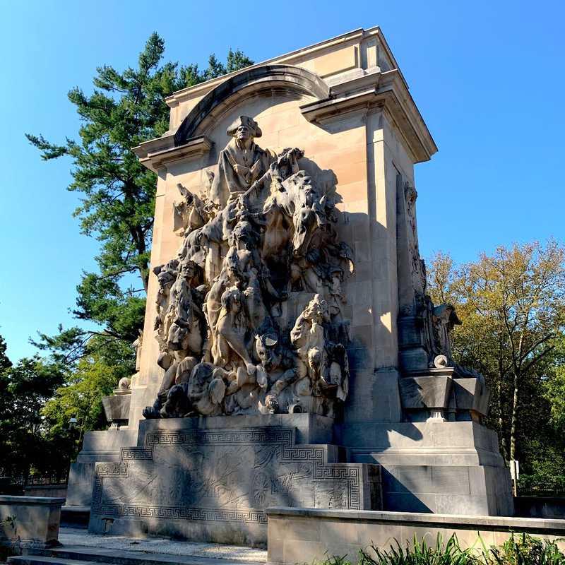 Princeton Battle Monument