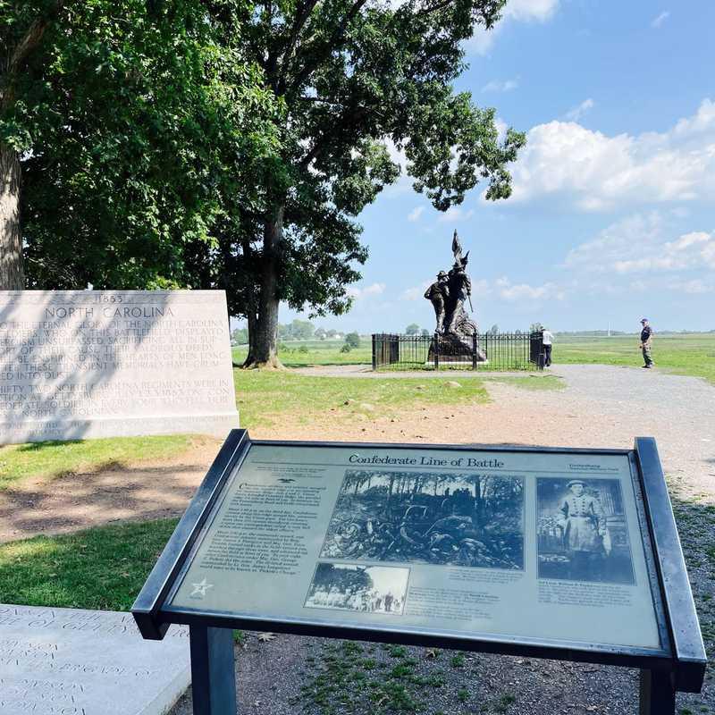 Gettysburg Auto Tour Stop 4