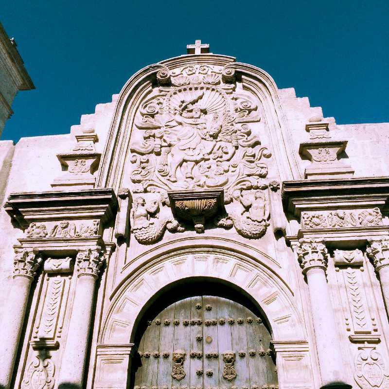 Walk around Arequipa Town Center