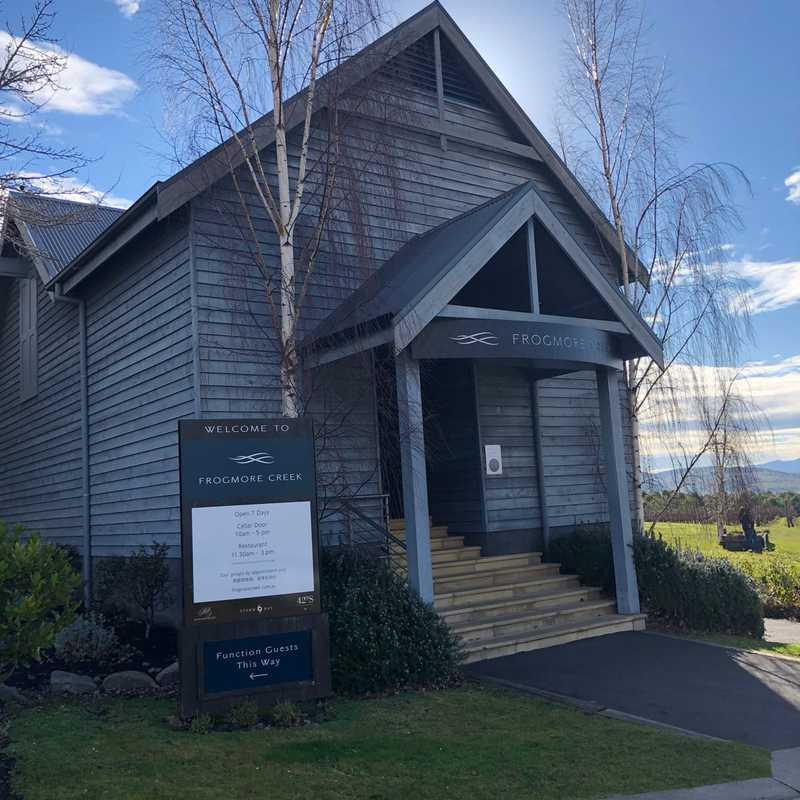 Frogmore Creek Cellar Door & Restaurant