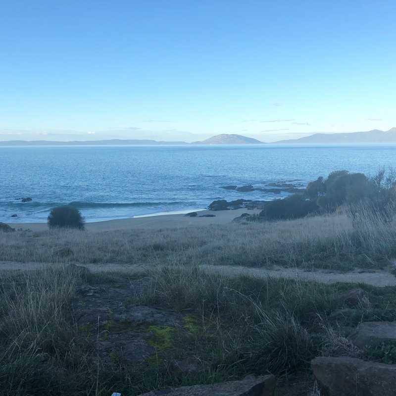 Spikey Beach - National Whale Trail