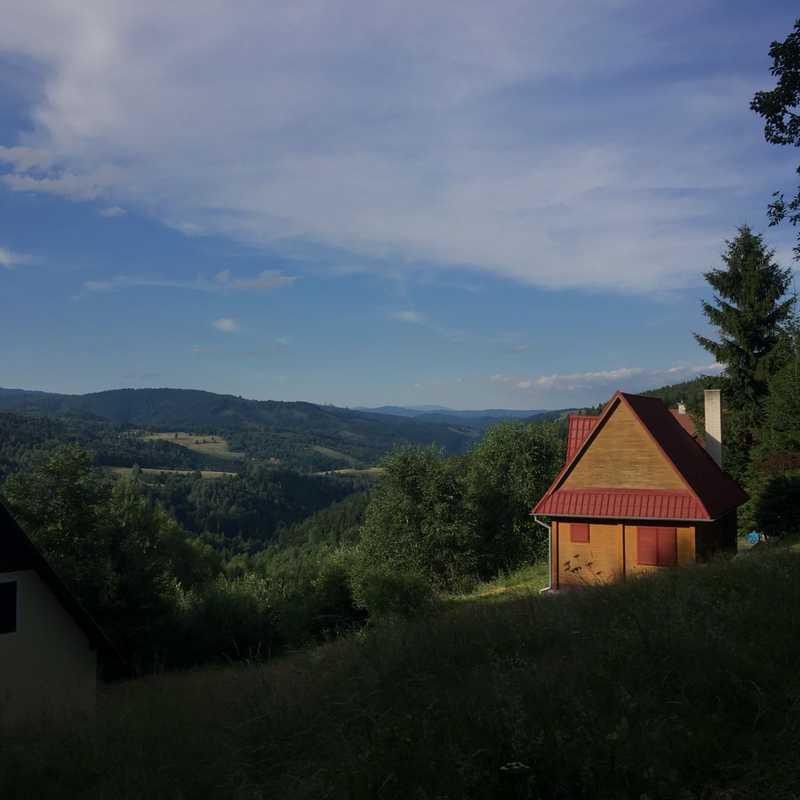 Trip Blog Post by @antonia: camp in Kokava nad Rimavicou2019 | 4 days in Jul (itinerary, map & gallery)