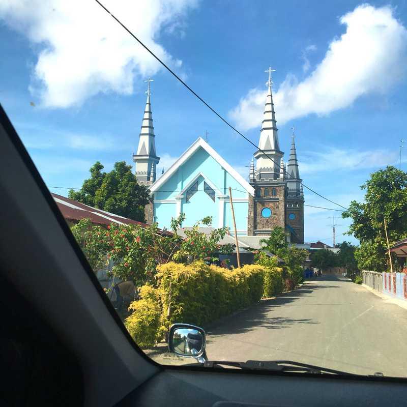Gereja Santa Maria Ngilngof