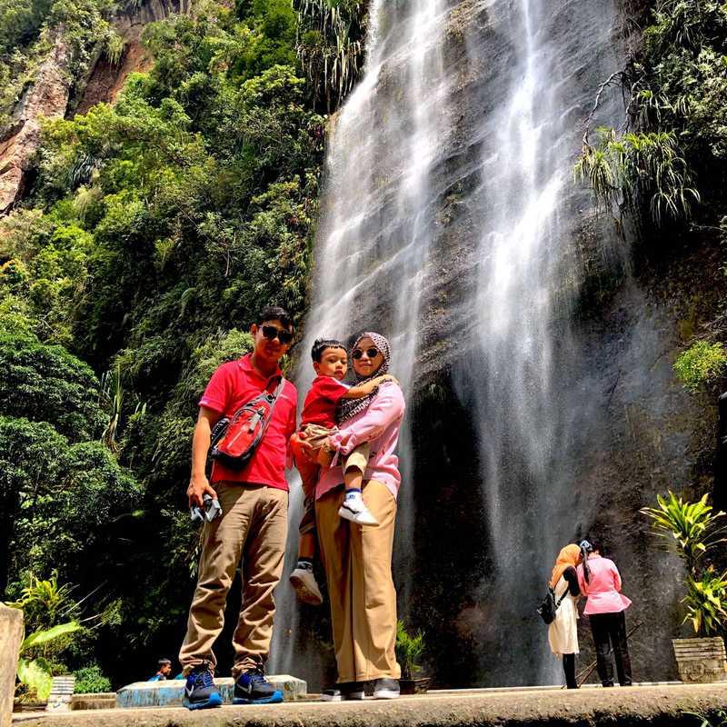 Harau Valley Waterfall