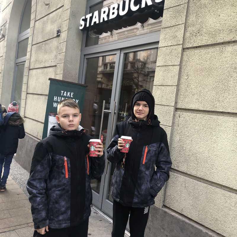 Starbucks Király