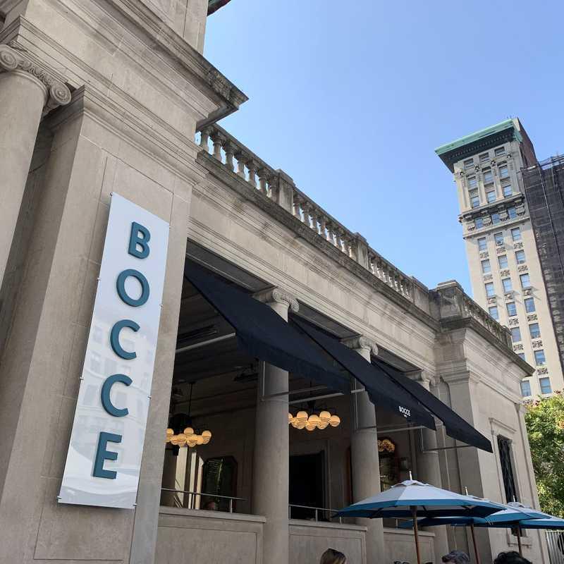 Bocce Union Square