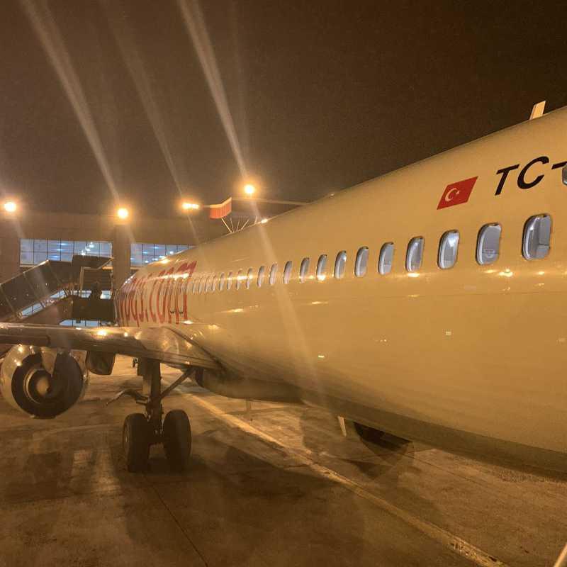 Kayseri Erkilet Airport
