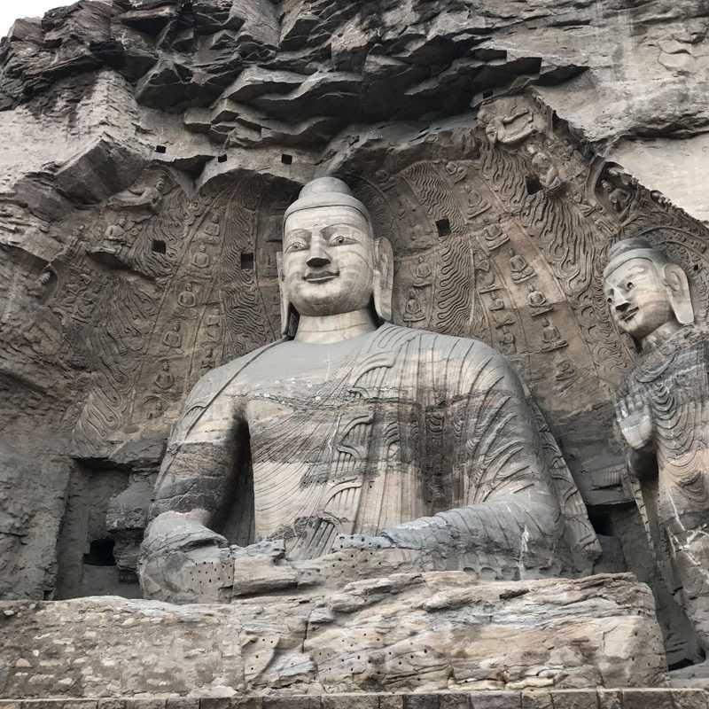 Datong Yungang Grottoes Museum
