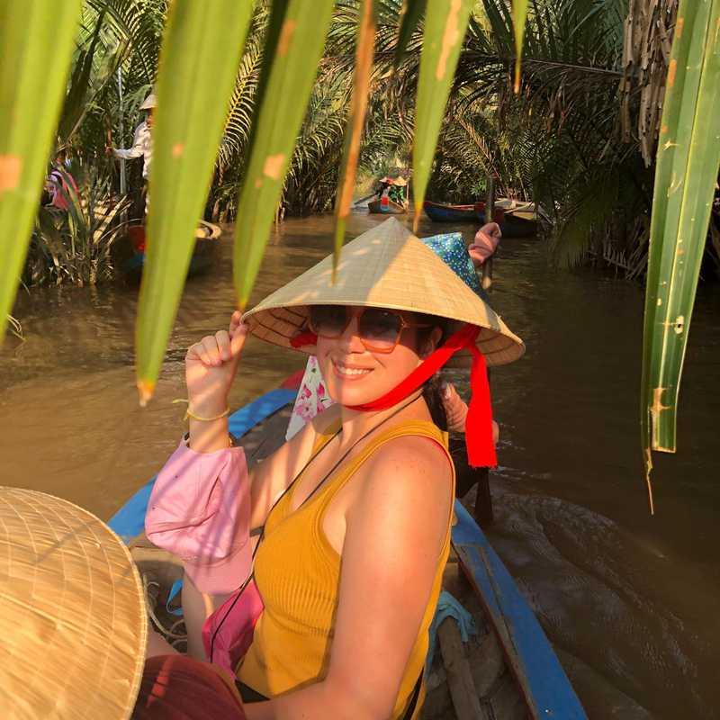 Mekong Mark of Thới Sơn Island