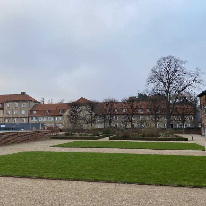 Rosenborg Castle Gardens