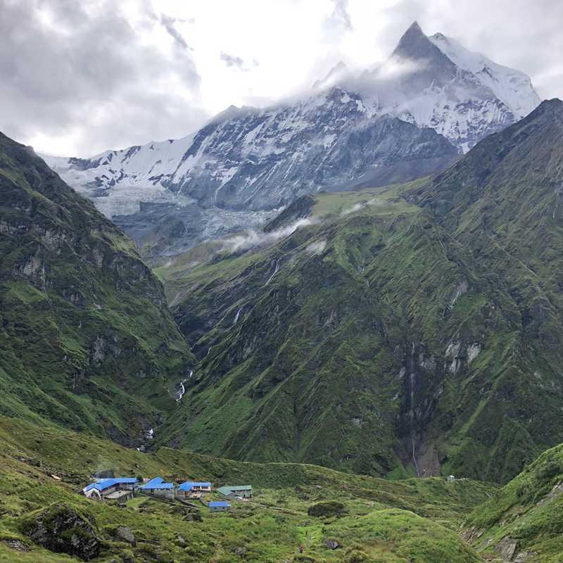 Machhapuchhre Base Camp