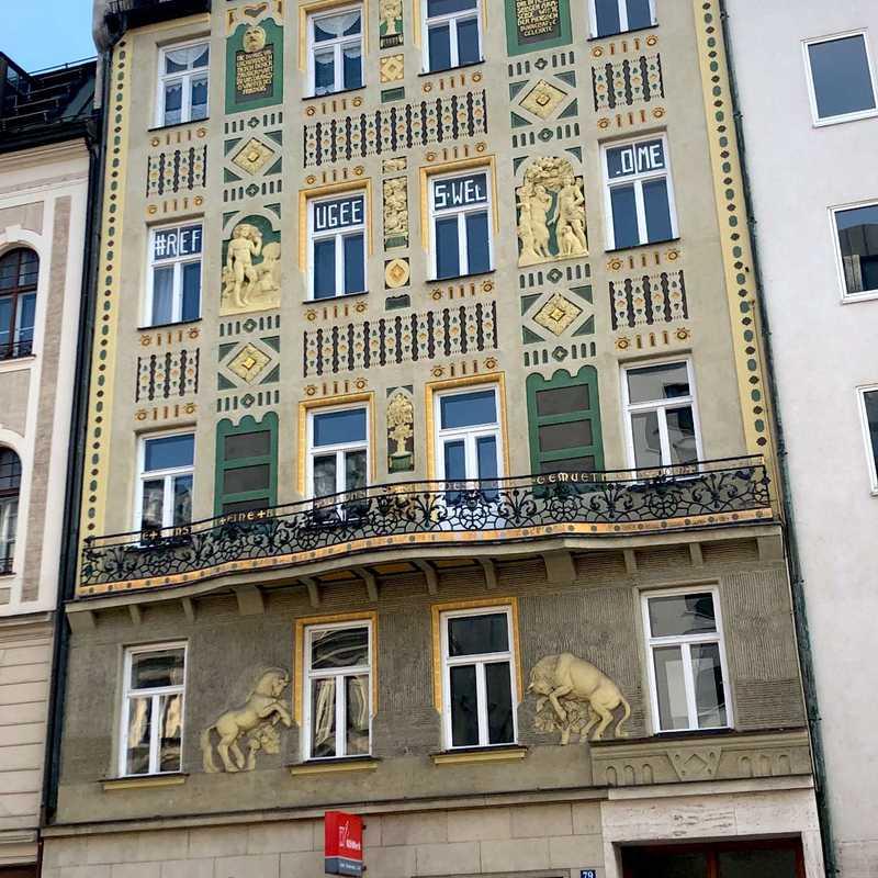HypoVereinsbank München Maffeistrasse SB-Standort