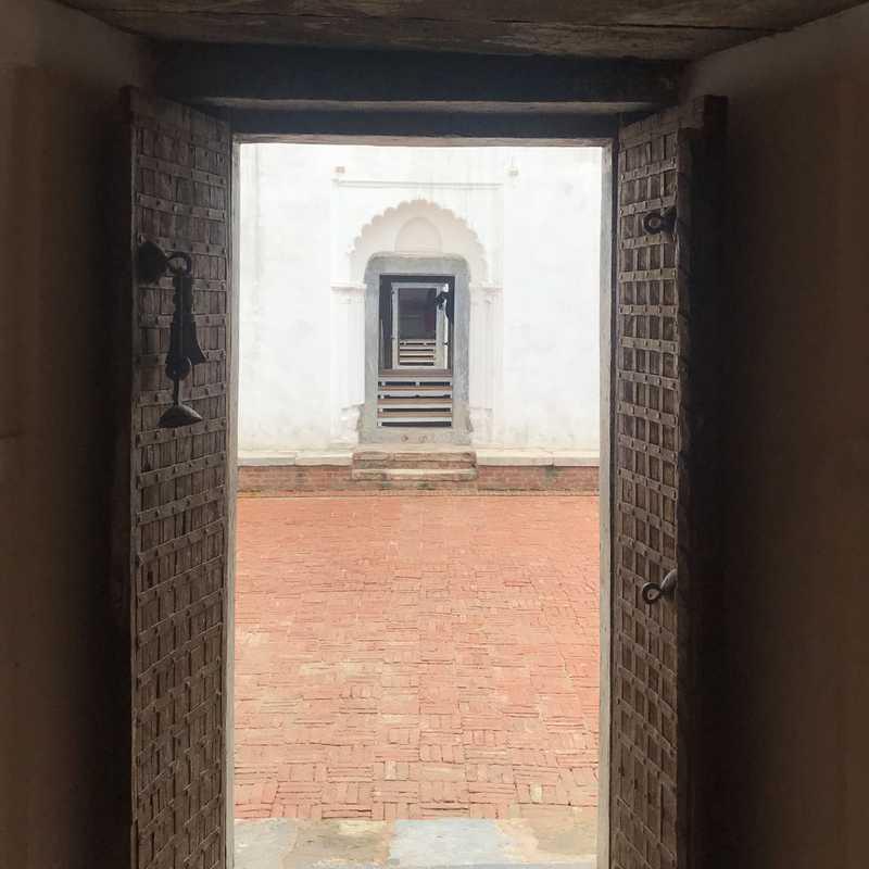 Degutaleju Temple
