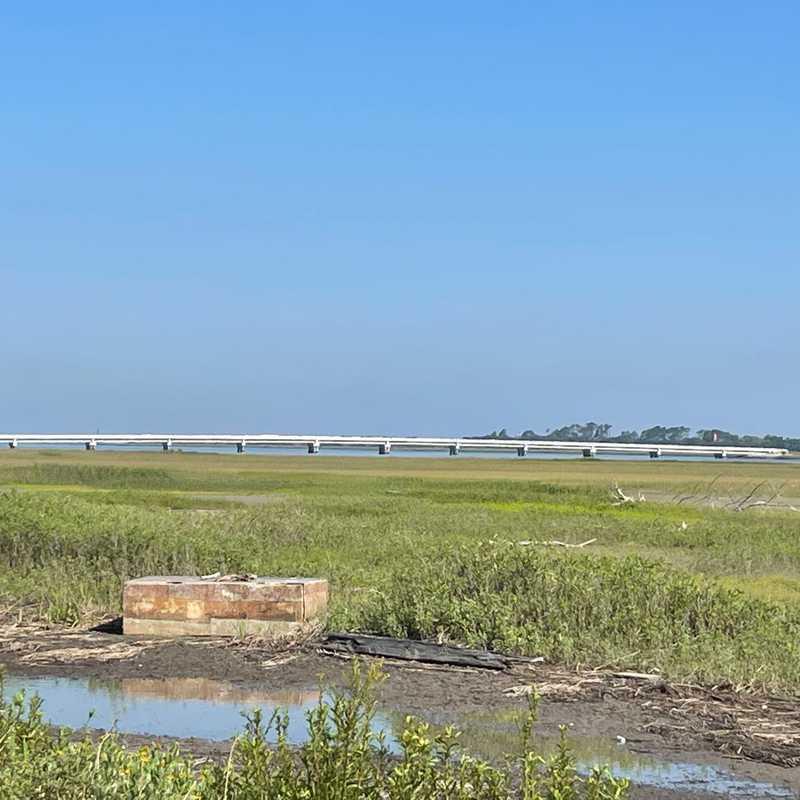 Lazaretto Creek Bridge