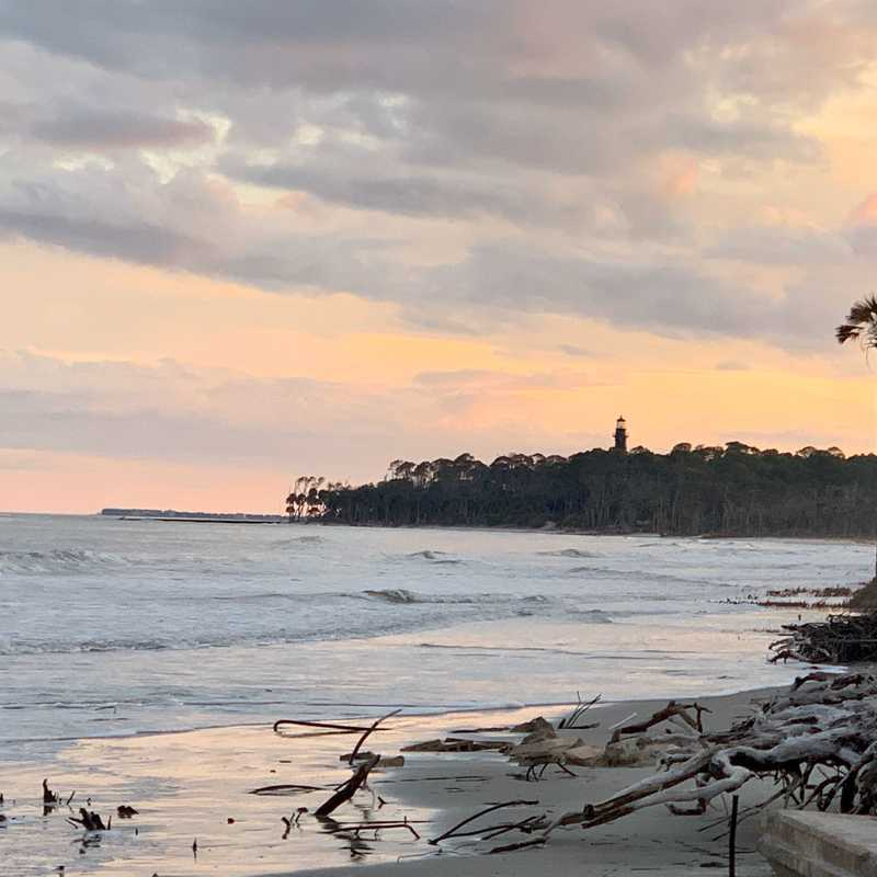 Humting Island State Park