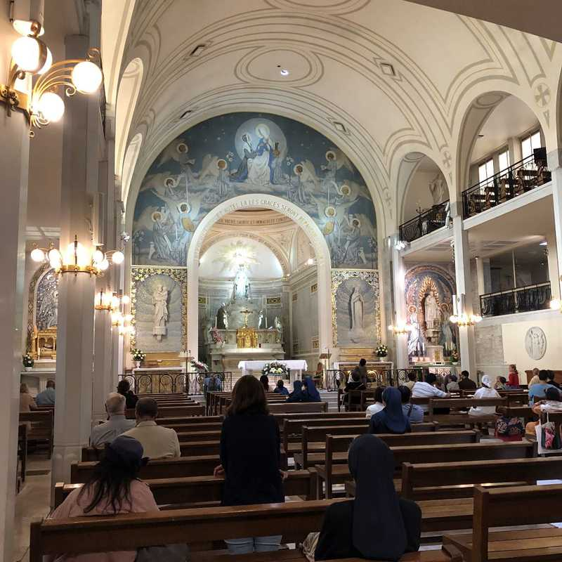 Chapelle Notre-Dame-de-la-Médaille-Miraculeuse