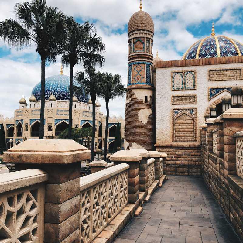 Arabian Coast