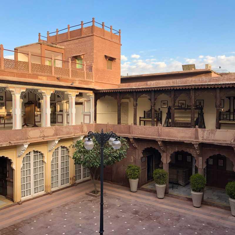 Pal Garh Heritage Hotel Jodhpur
