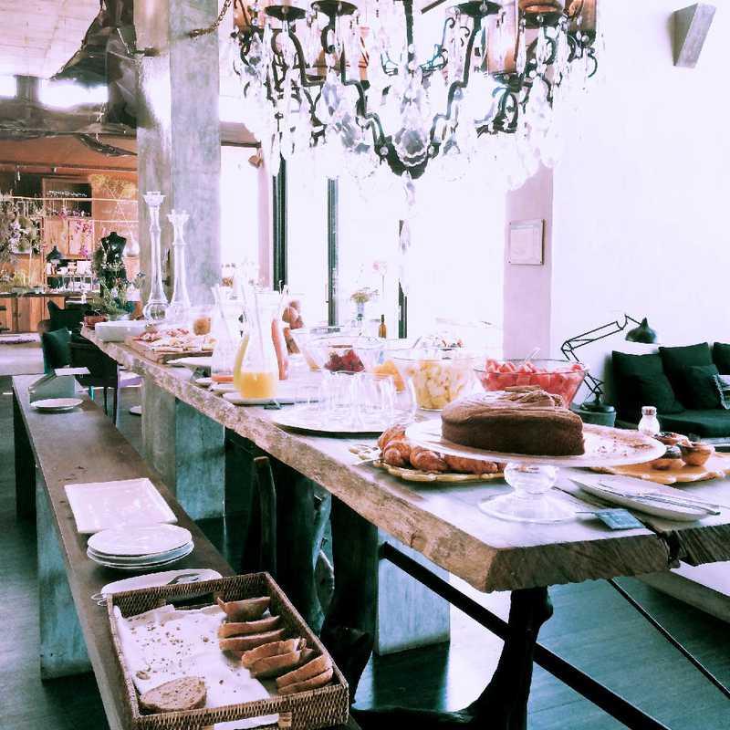Farm Breakfast at Areias Do Seixo