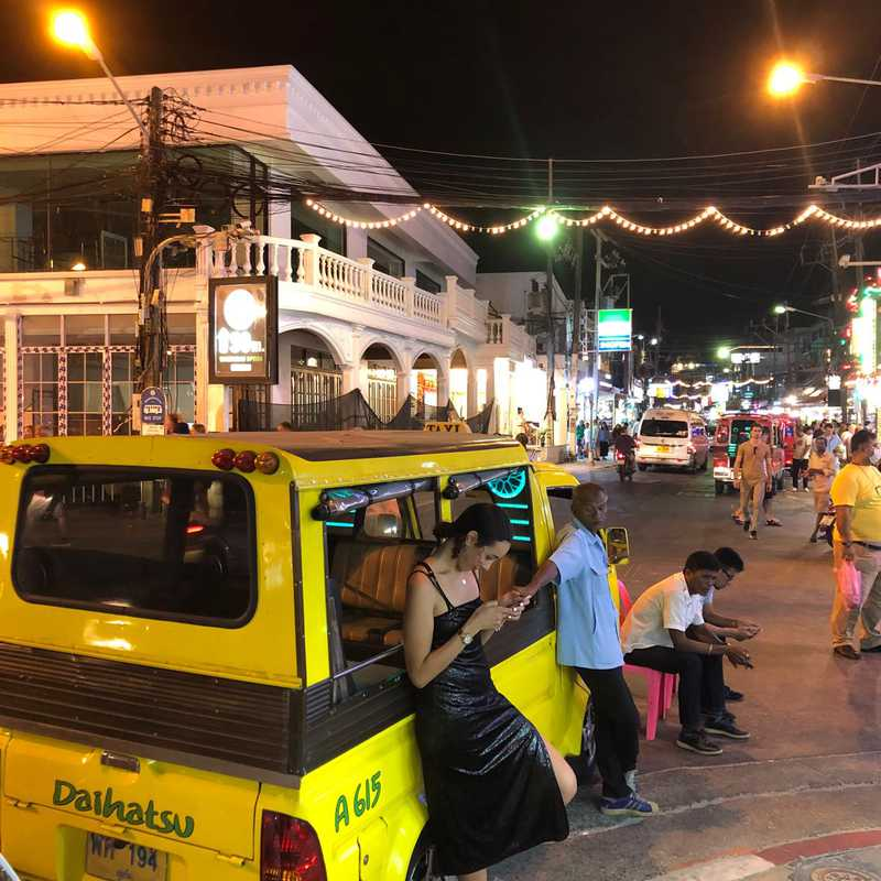 Bangla Walking Street