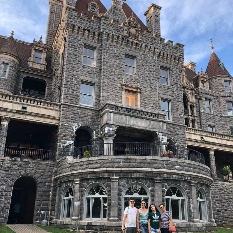 Boldt Castle & Boldt Yacht House