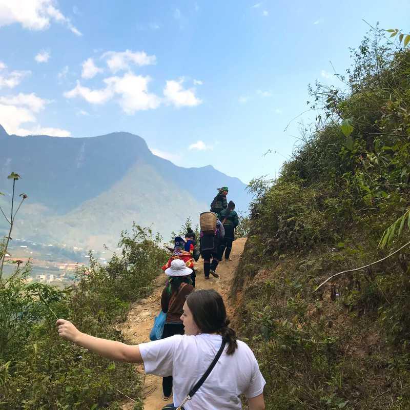 Sapa Tribal Trekking