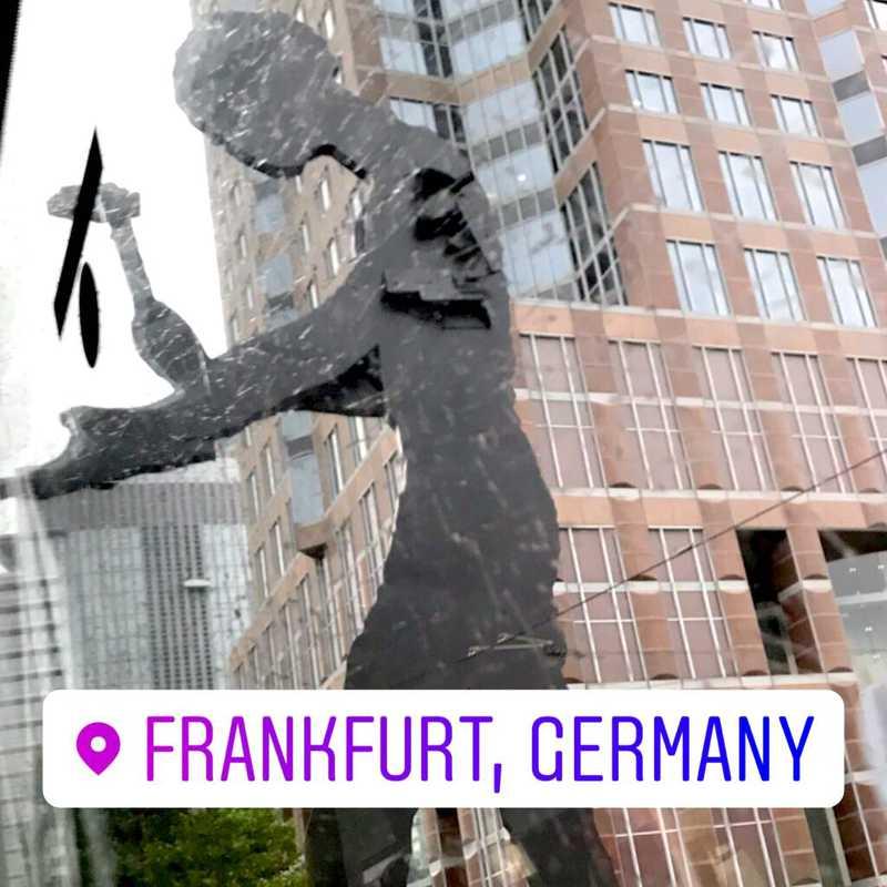 Frankfurt am Main 2019 | 4 days trip itinerary, map & gallery