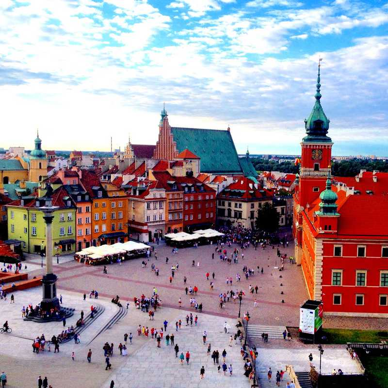 Trip Blog Post by @mkyiv: Krakow-Warsaw 🇵🇱 2016 | 7 days in Jul/Aug (itinerary, map & gallery)