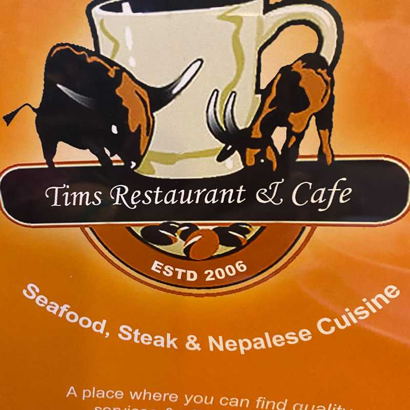 Tims Restaurant & Cafe
