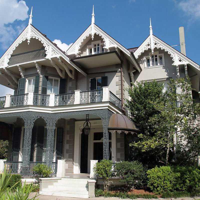 Sandra Bullocks House