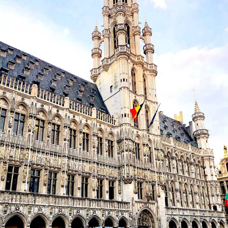 Trip Blog Post by @lessandro: Belgium 2019 | 2 days in Dec (itinerary, map & gallery)