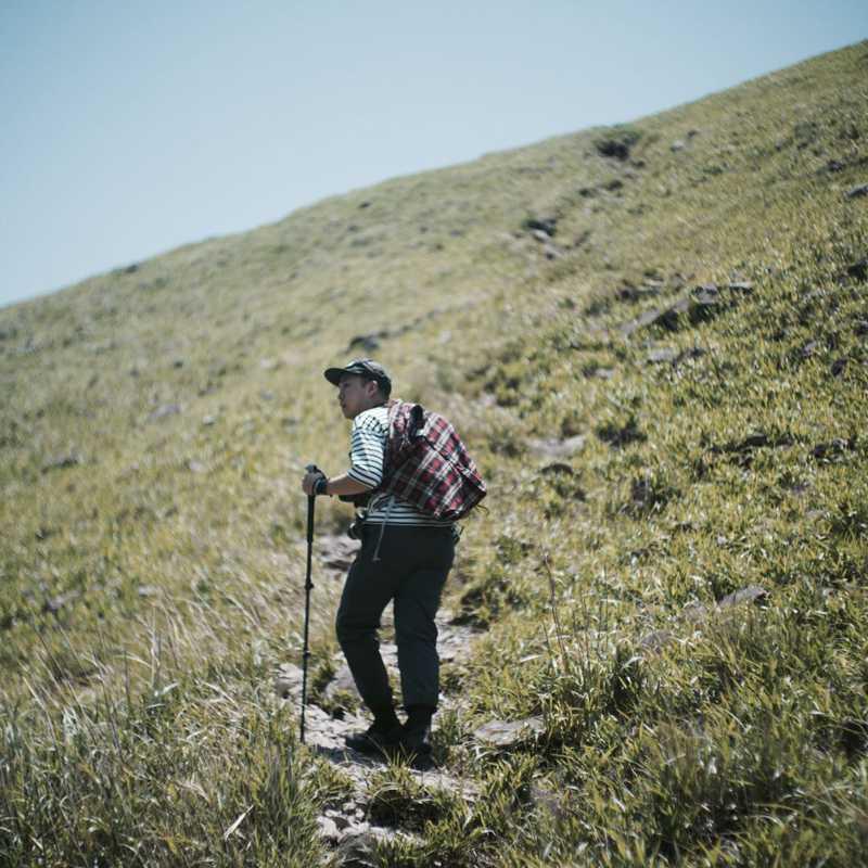 Mount Yufu Trailhead