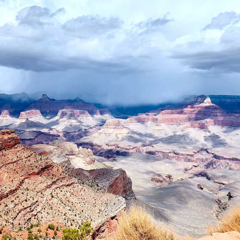 Trip Blog Post by @Anne00001: Grand Canyon, South Rim 2021   1 day in Apr (itinerary, map & gallery)
