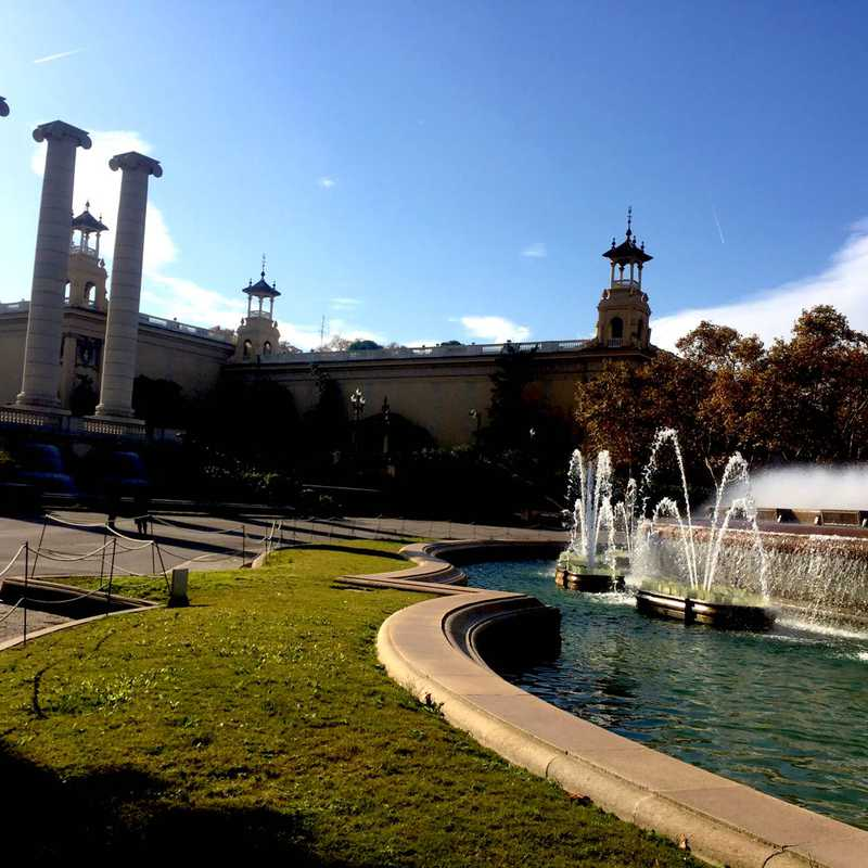 Plaza d'Espanya