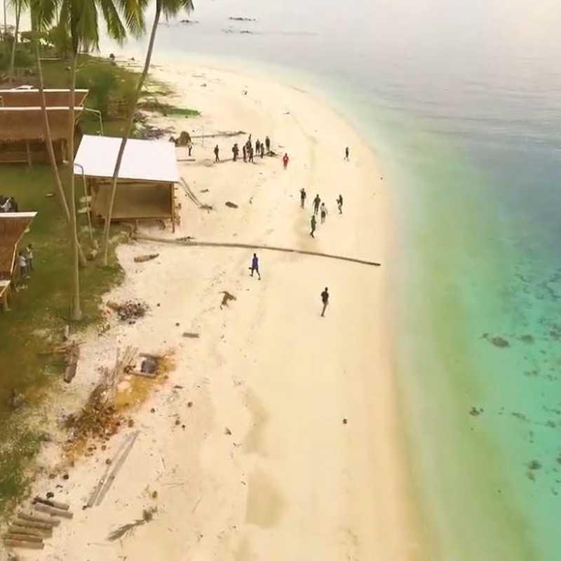 Mang Beach, Parang Sulu, Mindanao, Philippines