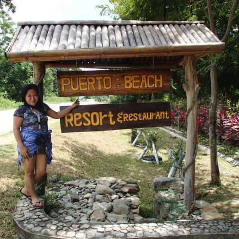 Trip Blog Post by @issafilipinas: Puerto Beach Resort Palawan  Philippines   1 day in Aug (itinerary, map & gallery)