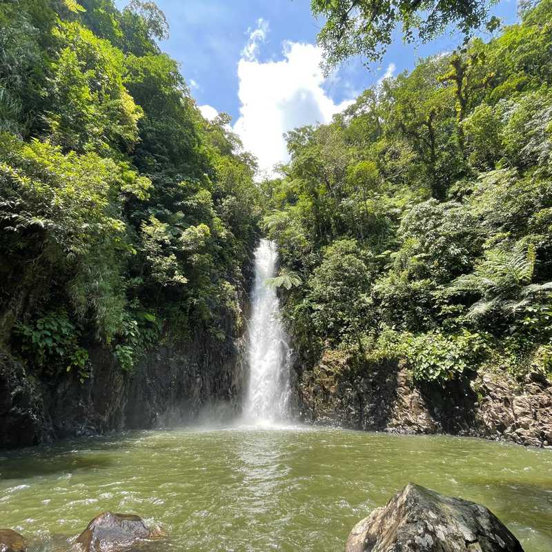Cansuso Falls