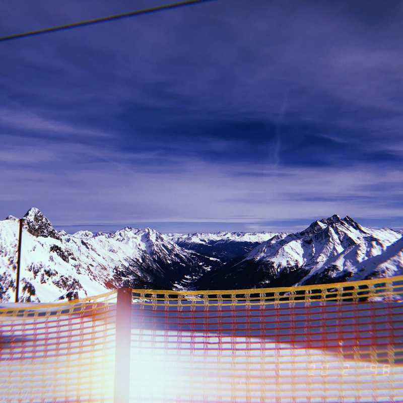 Schindlergrat chairlift mountain station