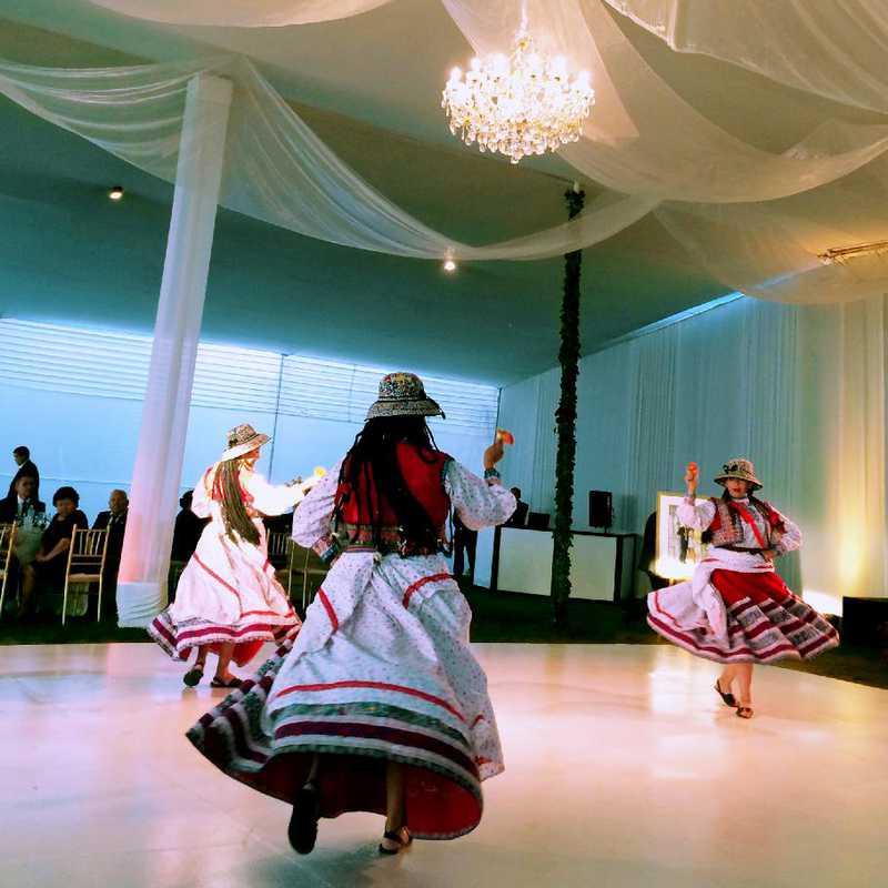Wedding Reception at Jardines del Sol
