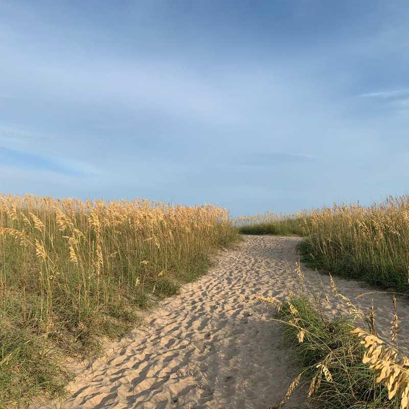Old Lighthouse Beach Access