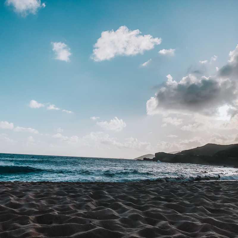 Maunalua Bay Beach