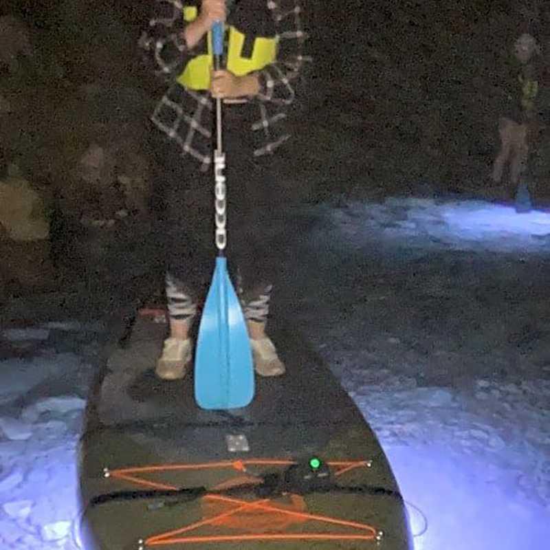 SU paddle boarding, Hillbilly's BBQ & OG KFC