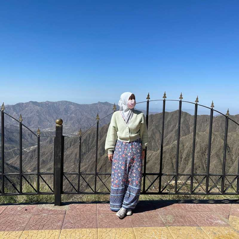 Trip Blog Post by @zenny_bs: Abha & 'Asir 2021 | 2 days in Jan (itinerary, map & gallery)
