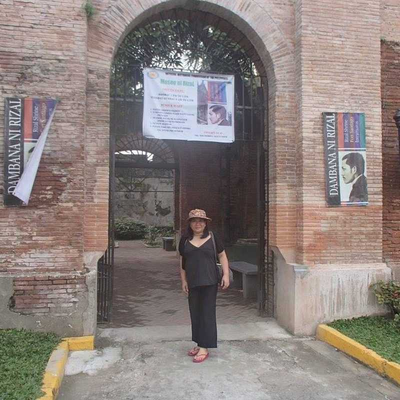 Trip Blog Post by @issafilipinas: Fort  Santiago, Intramuros Manila, Philippines | 1 day in Oct (itinerary, map & gallery)