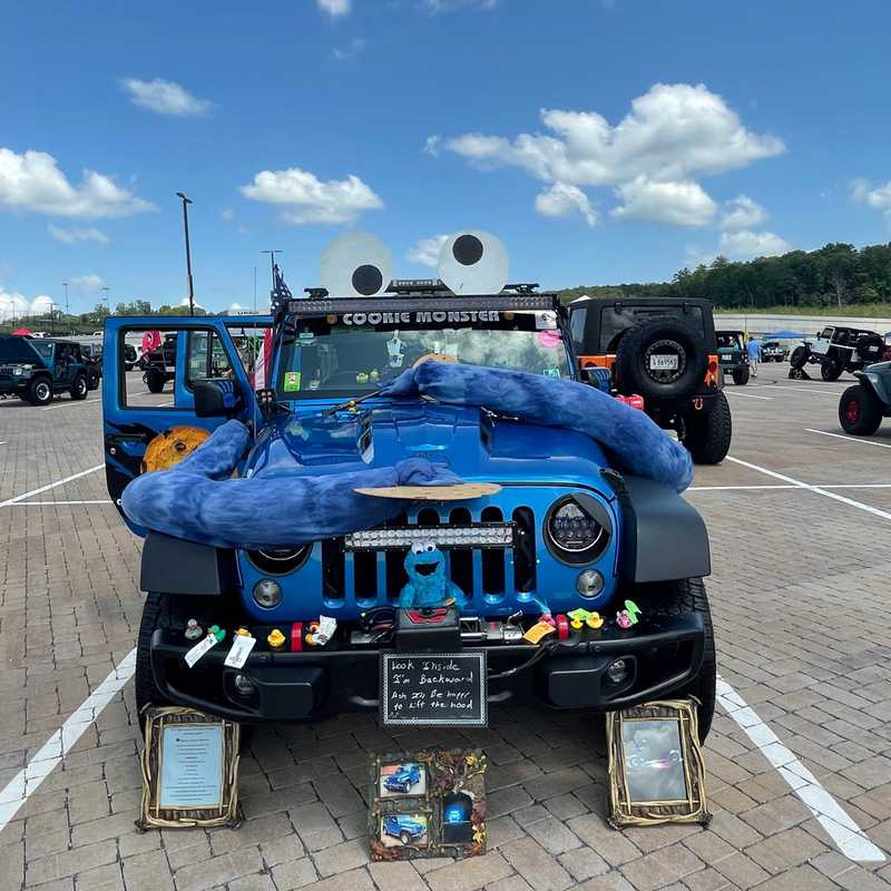 Trip Blog Post by @garypierce46: Jeep Invasion 2021 | 2 days in Aug (itinerary, map & gallery)
