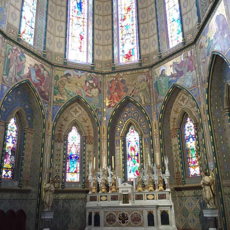 Castledermot Abbey